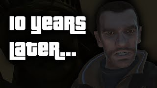 Grand Theft Auto IV.. 10 Years Later