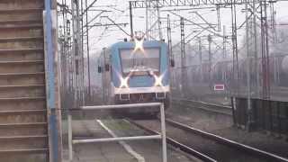 preview picture of video 'Czechowice-Dziedzice dworzec PKP - KŚ do Cieszyna i Katowic'
