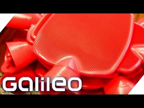 Wie sicher ist die Wärmflasche? | Galileo Lunch Break