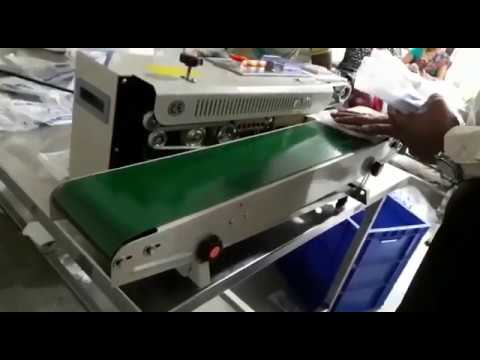 Continuous Film Sealing Machine