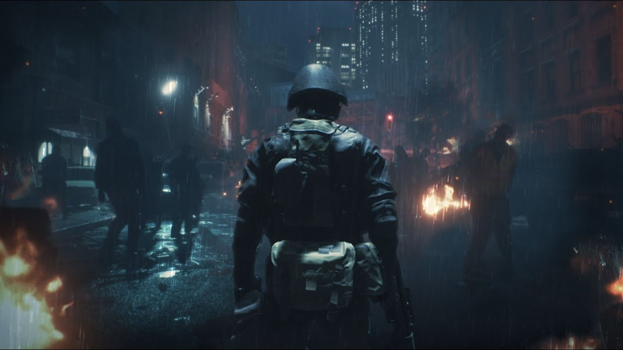 Resident Evil 2 [STEAM] video