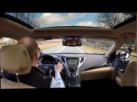Driving Review - 2013 Hyundai Azera Tech - In Depth Test Drive