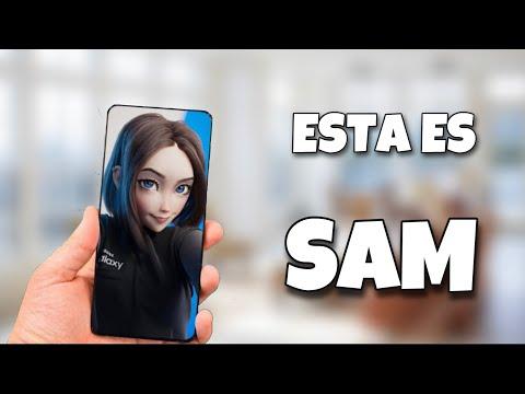 SAM La NUEVA ASISTENTE de Samsung