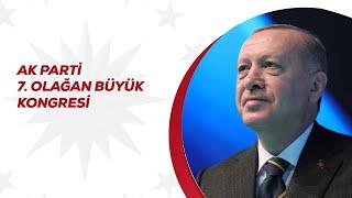 AK Parti 7. Olağan Büyük Kongresi