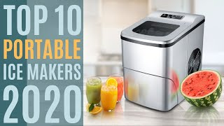Top 10: Best Ice Makers for 2020 / Countertop Ice Maker Machine