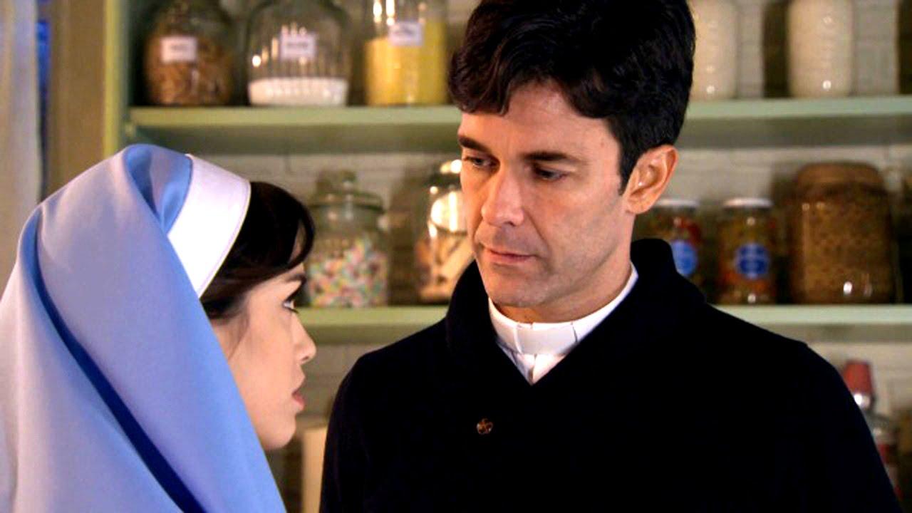 Capítulo 41: Momentos difíciles para el padre Tomás #EsperanzaMia