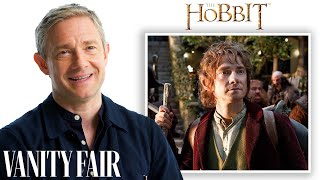 Martin Freeman Breaks Down His Career, From The Hobbit To Black Panther | Vanity Fair