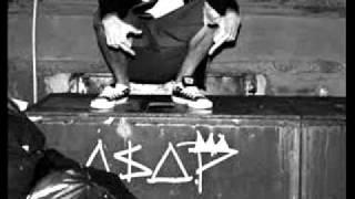 ASAP Rocky - Leaf