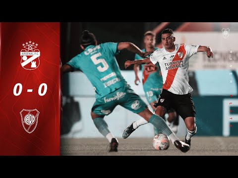ARSENAL 0 - RIVER 0 [RESUMEN COMPLETO - HD]