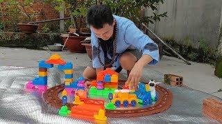Trò Chơi Nông Trại Cho Bé Vui Học ❤ ChiChi ToyReviews TV ❤ Đồ Chơi Trẻ Kids Toys Song