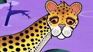 Tinga Tinga Tales Official | Why Cheetah Has Tears | Tinga Tinga Tales Full Episodes
