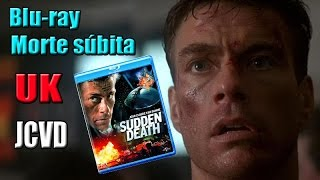 Blu-ray Morte Súbita (UK)