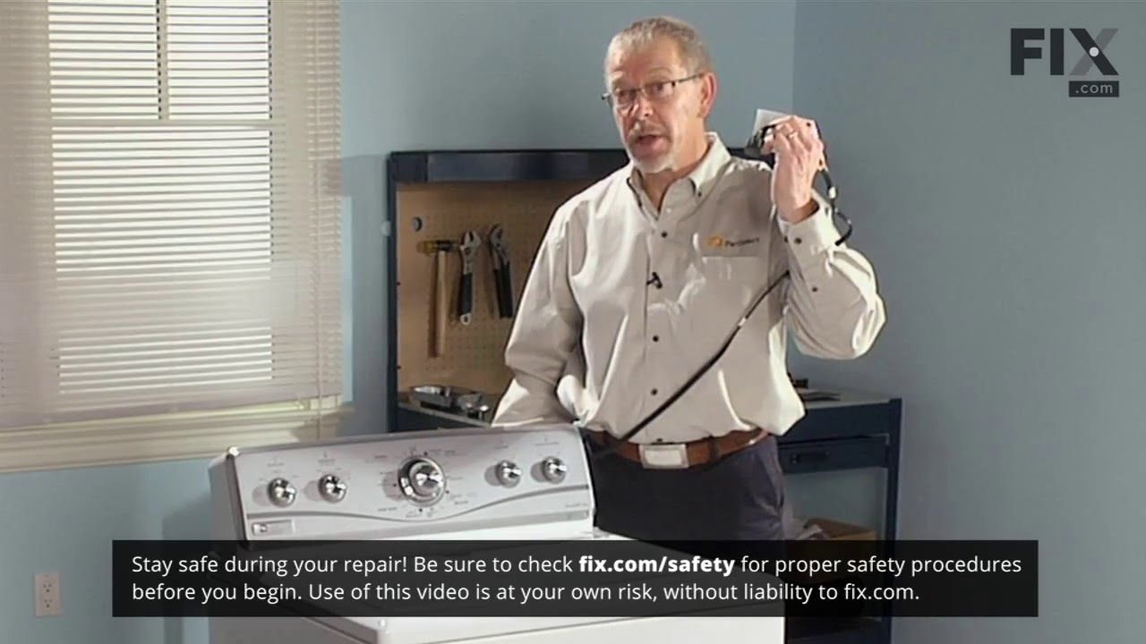 Replacing your Whirlpool Washer Suspension Spring