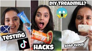 I tested Viral TIKTOK Hacks😱Do they work? *Shocked*|gopsvlog