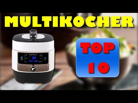 Die 10 besten Multikocher - Welcher ist der beste Multikocher