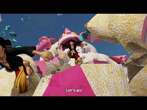 One Piece: Pirate Warriors 4 - Gamescon 2019