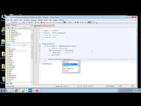 Learn jQuery by making a complete jQuery Plugin Part - 3