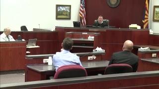 LIVE: Steven Jones trial - Judge considers mistrial request - NAU Shooting
