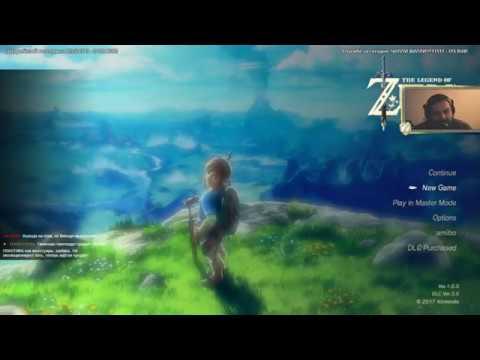 Zulin stream 19.03.2018 (NO MUSIC) The Legend of Zelda: Breath of the Wild