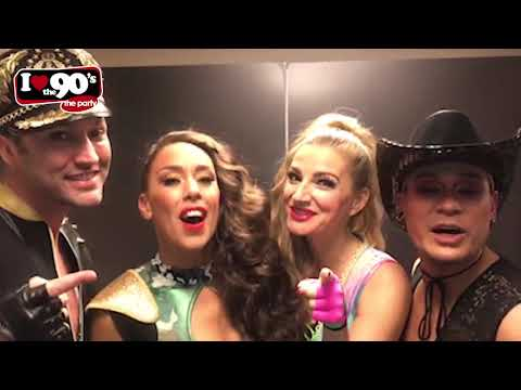 Vengaboys at I love the 90's 2019