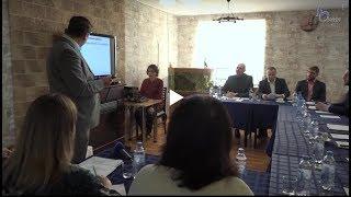 Ореол-ТВ: Депутаты поговорили о молодёжной политике на выездном заседании в ЛОГУ Молодёжный