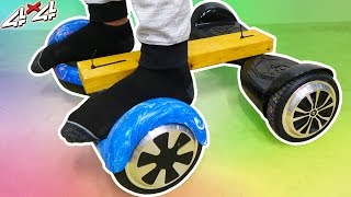 HOVERBOARD 4x4 MOD!!