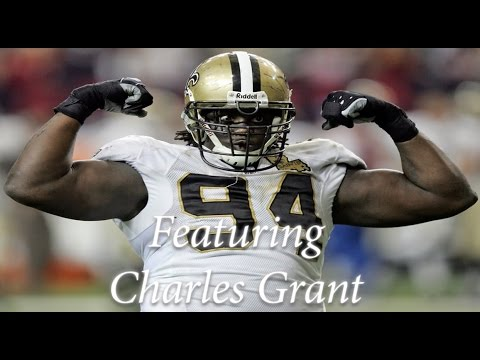 Saints Legends Profile: Charles Grant