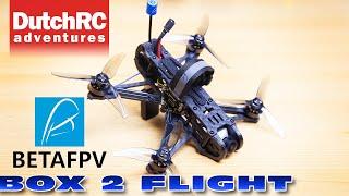 "BetaFPV X-Knight 35 - 3.5"" Endurance quad? :) - Show & Tell & Test"