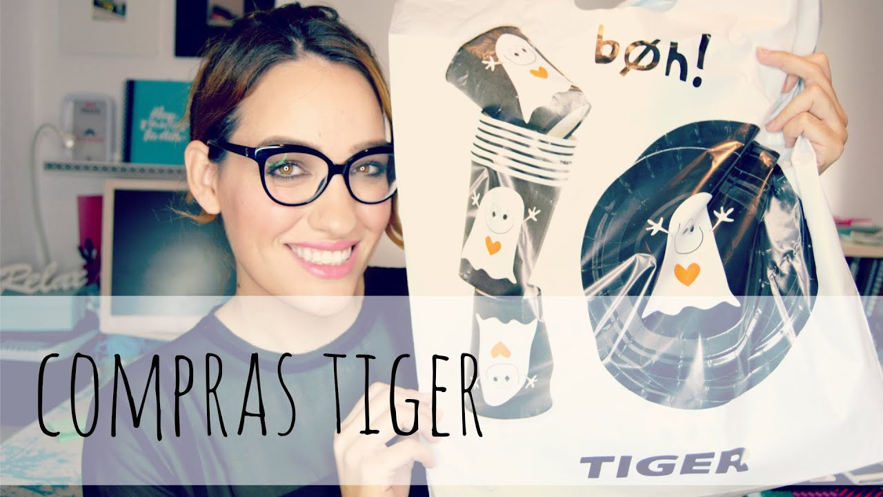Video Haul compras en Tiger