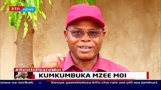 Viongozi wa Taita Taveta wasimulia sifa za marehemu Moi