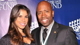 NBA Legend Kenny Smith Wife Used Him Now She Wants A Divorce