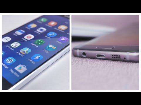 Samsung Galaxy A5 (2016) vs Galaxy A3 (2016) - die Unterschiede