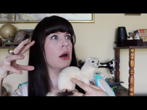 Ask a Mortician- Human Taxidermy?