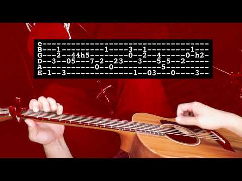 Backstreet Boys - All I Have To Give (Intro) Guitar Tab Lesson