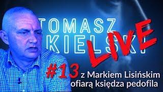 SEKIELSKI SUNDAY NIGHT LIVE: z Markiem Lisińskim, ocalonym z kościelnej pedofilii