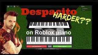 roblox piano despacito hard - मुफ्त ऑनलाइन