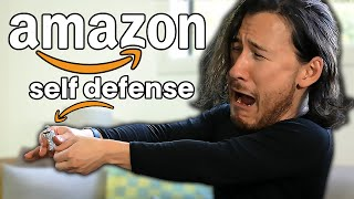 I Review Amazon Self Defense Products