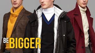 Как одеться зимой? Зимняя одежда. Мужской стиль.