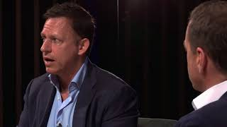 Peter Thiel and Niall Ferguson (Part 2 of 4)