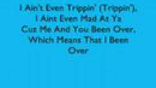 Cherish-I Ain't Trippin-With Lyrics
