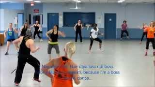 Sitya Loss by Eddy Kenzo - Original Choreo by Louise Stephenson, with lyrics and translation