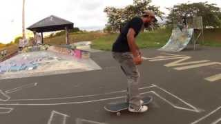 preview picture of video 'skateboard 974   nico salez'