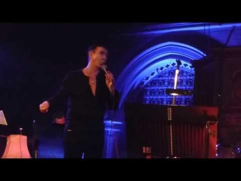 "Marc Almond ""Mr. Sad"" Union Chapel, London Nov. 3rd 2013"
