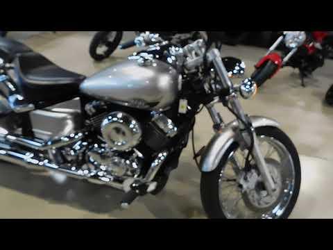 2014 Yamaha V Star 650 Custom in Chula Vista, California