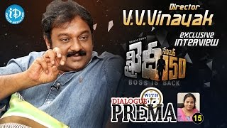 Khaidi No 150 Director V V Vinayak Full Interview  Dialogue With Prema  Celebration Of Life 15