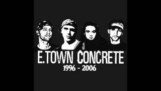 E.Town Concrete - Appetite For Distinction