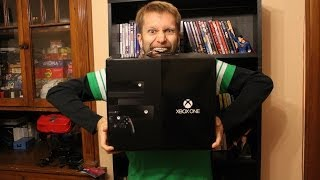 Microsoft Xbox One unboxing, setup & system config video - dooclip.me