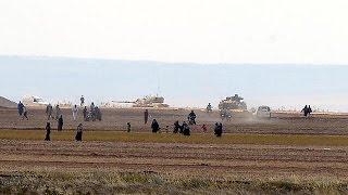 Турецкая армия открыла новый фронт в Сирии