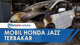 Video Detik-detik Mobil Terbakar di Banjarmasin, Satu Keluarga Berada di Dalam dan Berhasil Selamat
