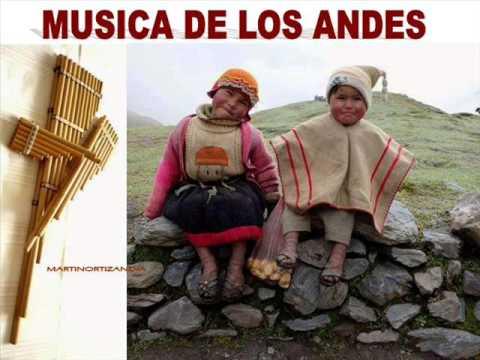 ANDEAN MUSIC   - zampoñas, toyos y quenas